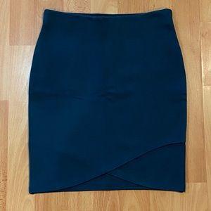 NWOT Aritzia Sunday Best Primrose Skirt Blue XXS